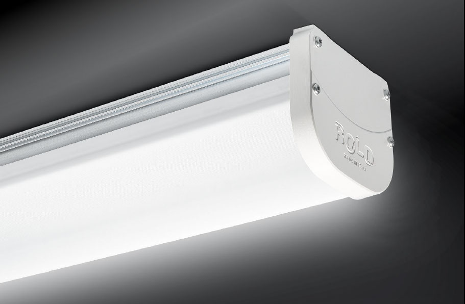 Plafoniere Industriali A Led : Lampada led per l industria crea luce lighting