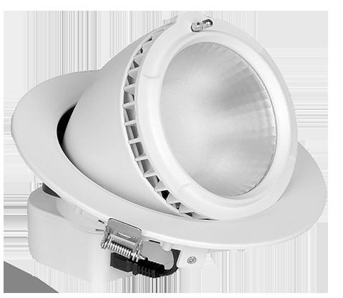 proiettore led orientabile 40w