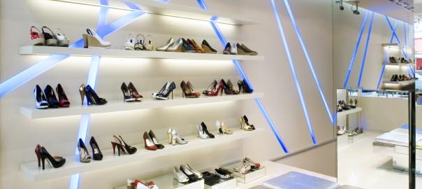 il LED nel retail lighting led