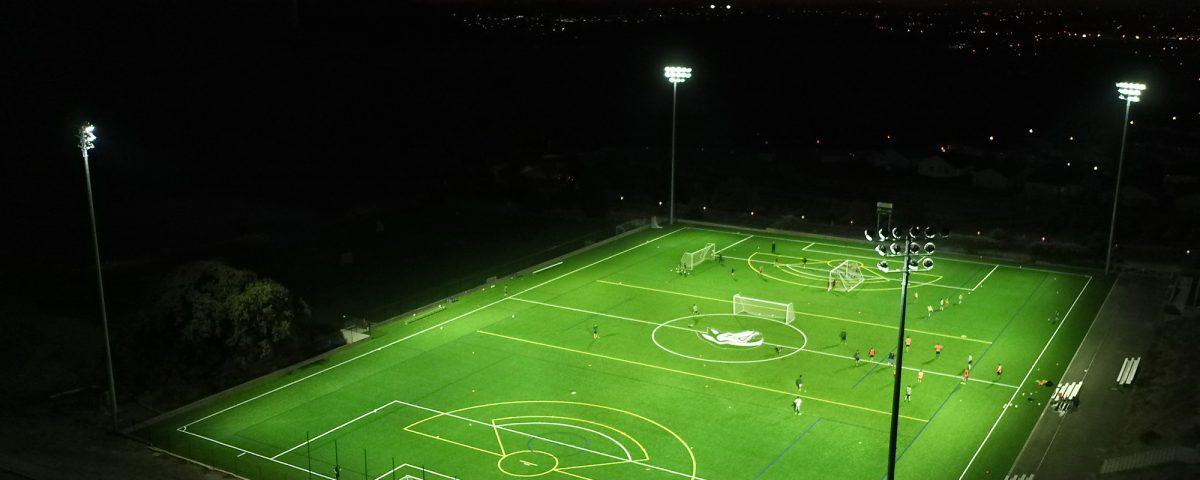illuminazione campi sportivi